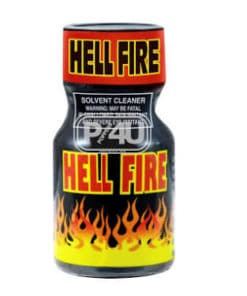 Hell Fire Leather Cleaner